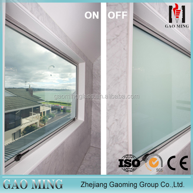 High quality tinted smart glass prices