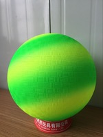 colorful inflatable PVC ball toys