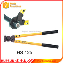 HS-125 CU/AL conductor cable 125mm2 saving energy long handle cable wire cutters
