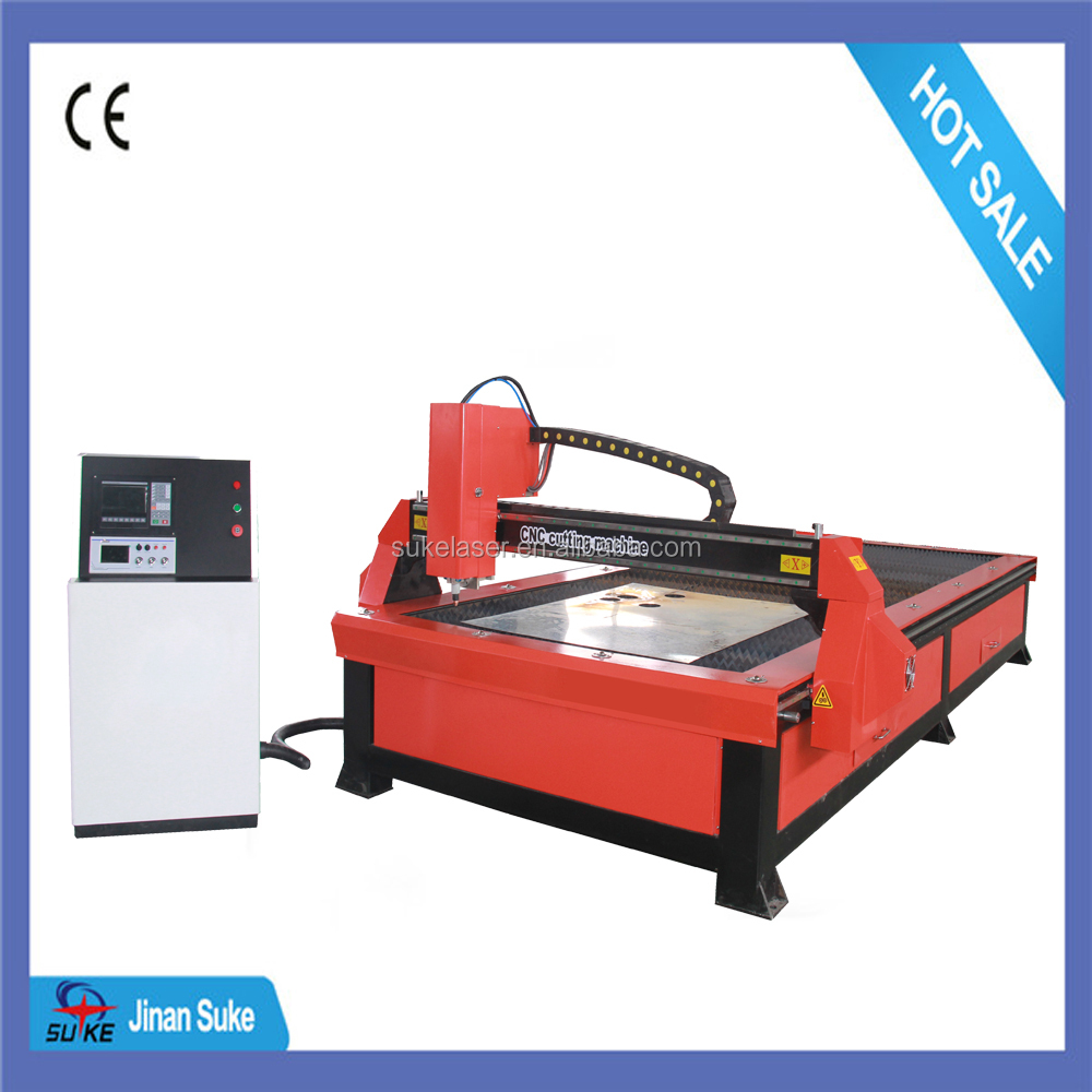 Metal cutting machinery cnc plasma cutter for sale in for Bed tech 3000