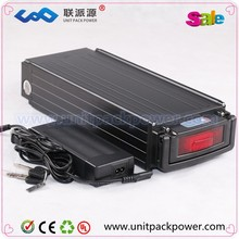 Hot selling 48v 1000w electric bike battery with led lamp 48v 12ah batteries for electric scooter