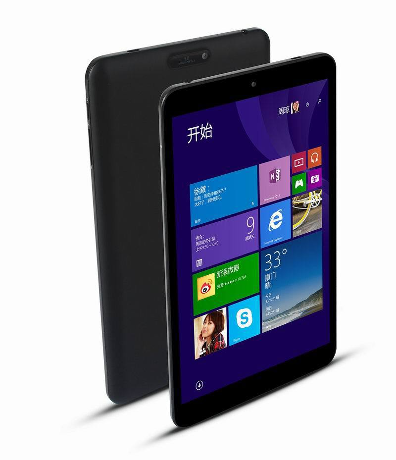 new 8 inch intel tablet pc quad core windows8.1 pc
