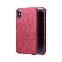 Top Quality pc fabric for iphone 7 case mobile phone