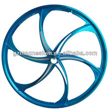 mountain bicycles 6 spokes alloy wheels