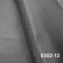 0302-12 Chinese Supplier diamond lattice polyester fabric