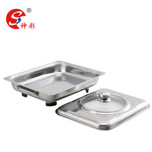 Stainless Steel Serving Tray Buffet Stove Chafing Dish