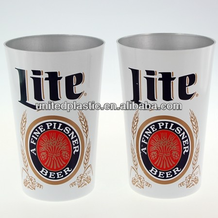 aluminum beer drinking cups