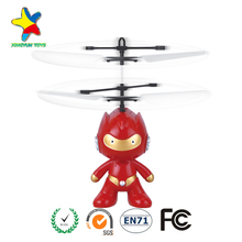 XY-103 Speed Remote Controller UFO With LED RC Flying Toys UFO Induction Motion Sensor Toy UFO unidentified flying