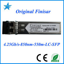 optical fiber Finisar SFP transceiver FTRJ8524P2BNV cable making equipment