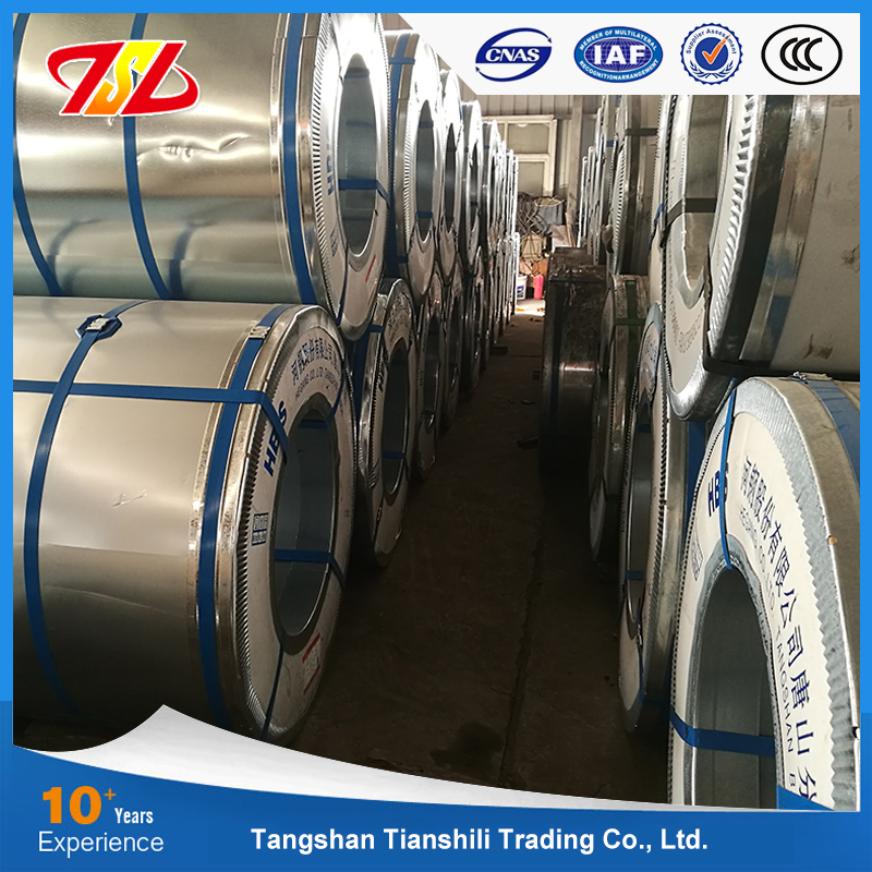 Best products prime or secondary quality galvanized cold rolled steel coil