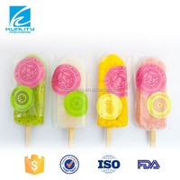 Hot sale ice lolly packaging plastic food bag wholesale