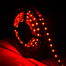 IP65 Waterproof led strip light with battery powered RGB color