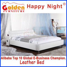 Golden Furniture alibaba hot sale design indonesian bed with HiFi G937