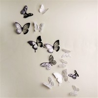 Eco Friendly Pvc Butterfly Design Living