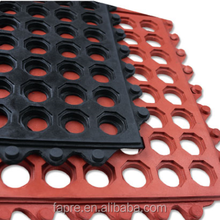 Anti-fatigue rubber mat/Rubber foot mat/Anti-slip foot mat