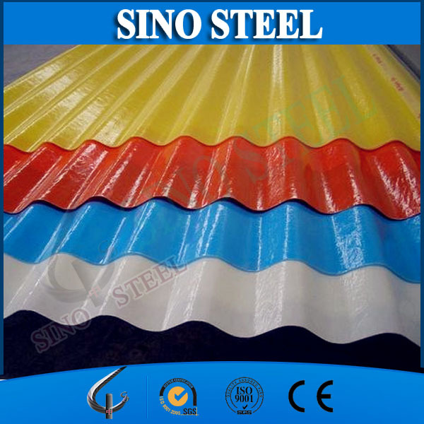 heat resistant roofing sheets/Zinc Aluminum roofing tiles for construction tiles
