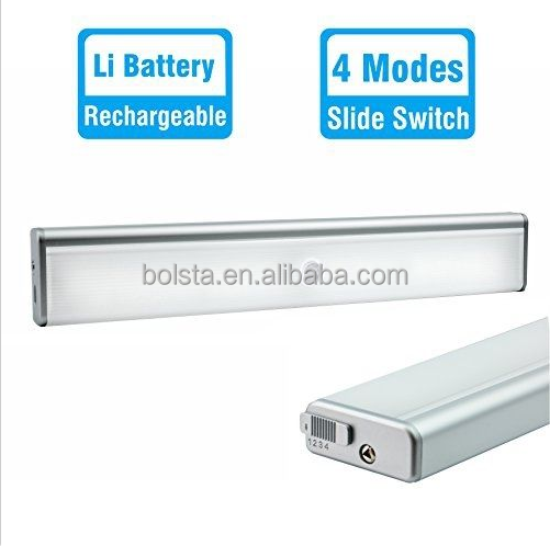 Super Slim and Top Selling Motion Sensor Light battery powered Charing by USB