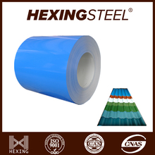 China Good Supplier Oxidation Resisting PPGI Type Of Roofing Sheets