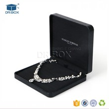 High grade luxury jewelry box for ring necklace bracelet set earring