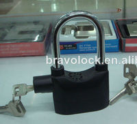lock with alarm