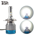 Tcart new design high light condenser 527D H4 H13 9004 9007 car LED headlamp 3800lm car LED headlight 40w auto lamp