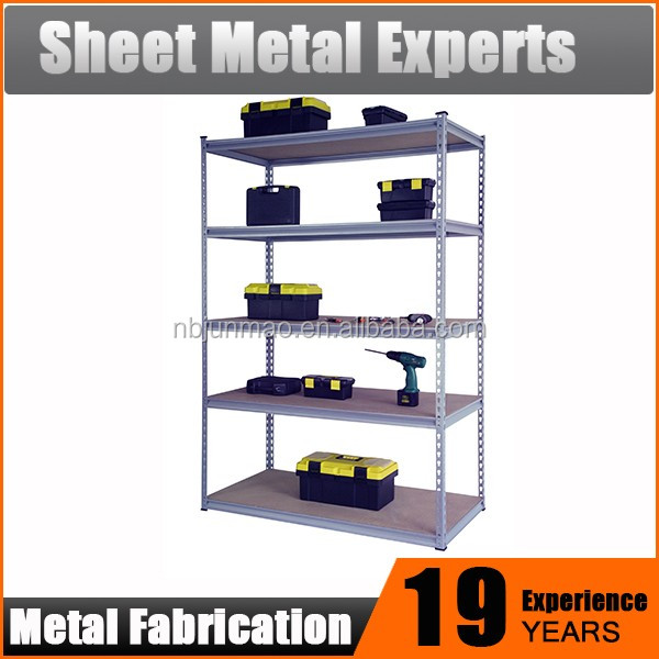 Hot Sale Cheap Light Duty Home Garage Storage Metal Shelving <strong>Rack</strong> 3