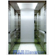 FUJI Passenger Elevator with Mirror Car and doors