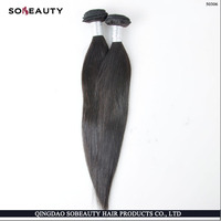 100% Remy Brazilian Human Hair Sew In Weave 8a Top Grade Unprocessed Cuticle Intact