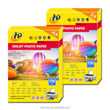 best quality inkjet glossy photo paper for Epson /HP/Canon printers