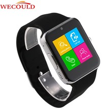 WECOULD Newest WD-11 Bluetooth Smart Watch Android 3g wifi Sim Card 2.0MP Camera Smart Watch Mobile Phone