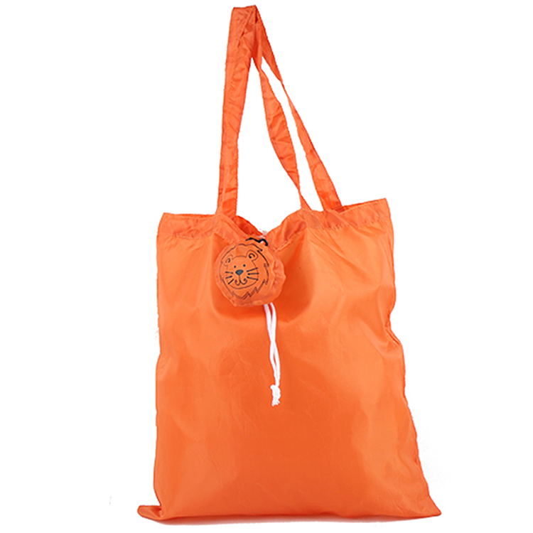Alibaba China Bag Supplier Custom Foldable Shopping Polyester Bags