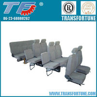 Brand New carbon fibre seat for Toyota HIACE 11 seats