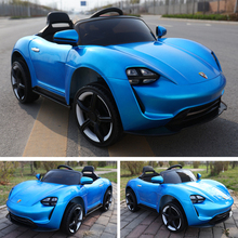 Pretty fashionable children electric car import baby mini electric toy car for kids