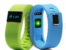 Fitness Heart Rate Smart band bracelet wristband tracker bluetooth 4.0 Watch TW64S