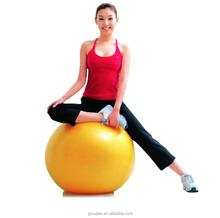 Eco-friendly anti-burst pvc gym exercise ball fitness yoga ball