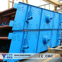 double deck vibrating screen from China famous brand