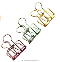 Multicolor Long Tail Clips Office Supplies