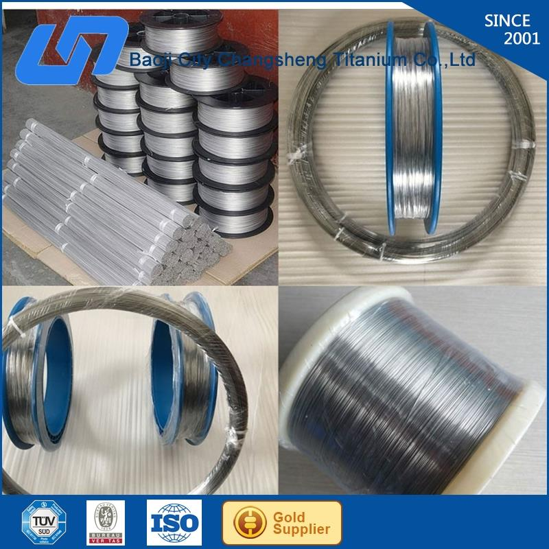 The Price For Thin Titanium Fishing Wire Hot Sale