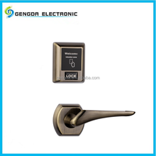 beautiful and unti-caustic intelligent smart home house gate lock