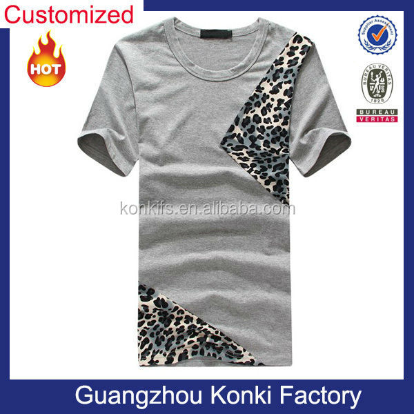 2014 Wholesale t shirt printing india with cheap price
