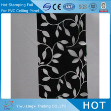 LXG2628 PVC Film Ceiling Heat Printing Transfer Films kurz hot stamping foil