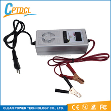 wholesale lead acid dynamo charger 12V 8A automobile battery charger with ROHS CE UL FC