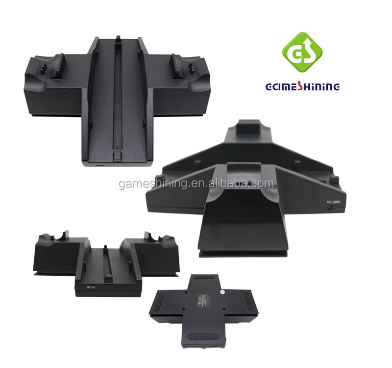 for PS4 Charging Stand with Cooling Fan