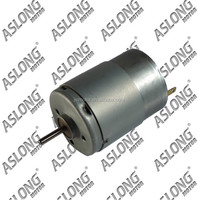 high quality electric mini 12v 24v hollow shaft dc motor