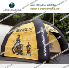 Tent inflatable for advertising / Inflatable spider tent(4 legs) / Inflatable outdoor tent