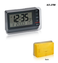 Professional export quality best price kent table clock
