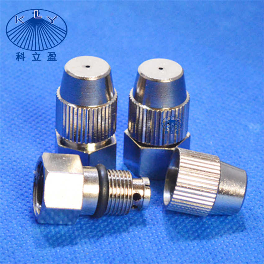 Low pressure water misting nozzle for fog cannon buy