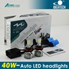 2016 new canbus error free LED car headlight 9004 H/L 40W 3600lm