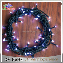 [2013 NEW] Christmas light garland/ Christmas led Santa lights/ Christmas snowman with gift bag (MOQ:200PC)