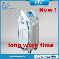 new high quality 2000w strong power 808 diode laser hair removal/808 nm diode handle